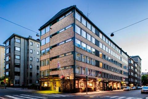阿尔伯特原始索克斯酒店(Original Sokos Hotel Albert)