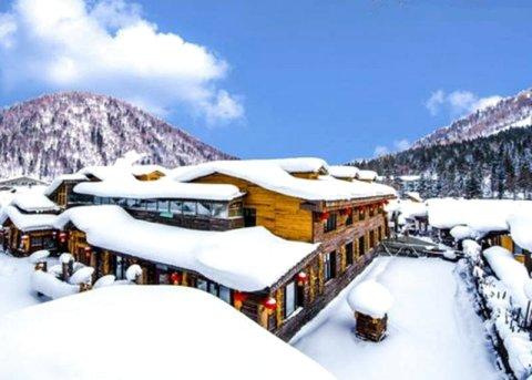 亚布力滑雪场农家院