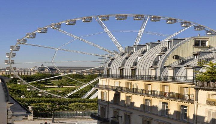 卢浮宫蒙塔纳酒店(Hôtel Louvre Montana)