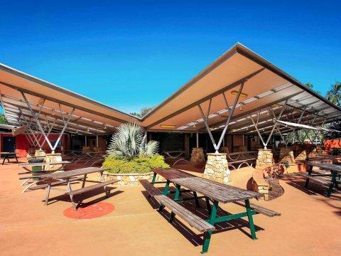 卡卡杜哥尼达小屋旅馆(Cooinda Lodge Kakadu)