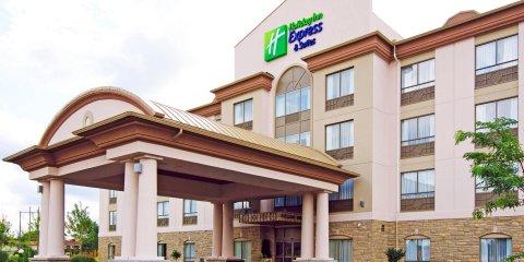 渥太华机场智选假日套房酒店(Holiday Inn Express Hotel & Suites Ottawa Airport)