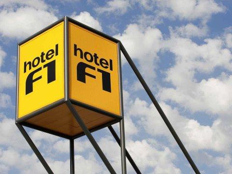 hotelF1 富热尔酒店(Hotelf1 Fougères)