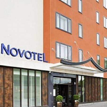 兰斯中心诺富特套房酒店(Novotel Suites Reims Centre)