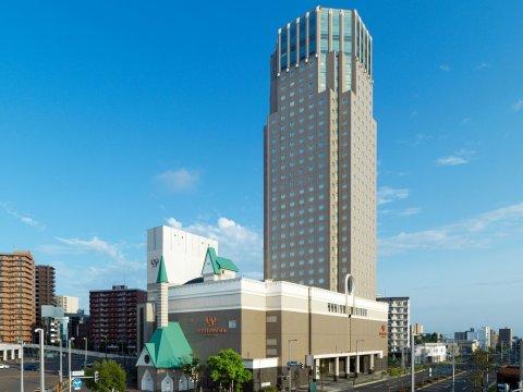 札幌艾米西亚酒店(Hotel Emisia Sapporo)