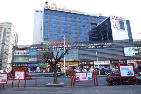 铂美喜悦酒店(深圳平湖华南城店)