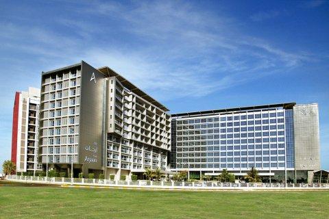 阿布扎比罗塔纳公园酒店(Park Rotana Hotel Abu Dhabi)