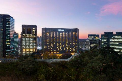 千禧希尔顿首尔酒店(Millennium Hilton Seoul)