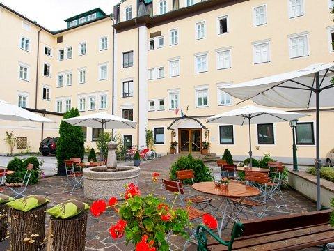 萨尔茨堡祖姆赫斯辰 ACHAT 酒店(Achat Hotel Salzburg Zum Hirschen)