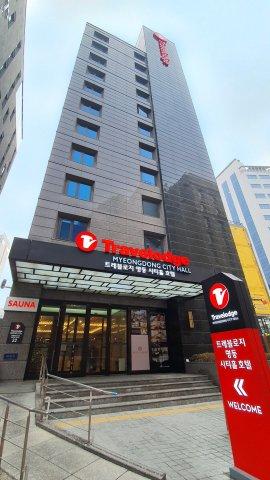 明洞市厅彩鸿酒店(Travelodge Myeongdong City Hall)