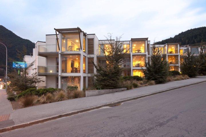皇后镇风景套房(Scenic Suites Queenstown)