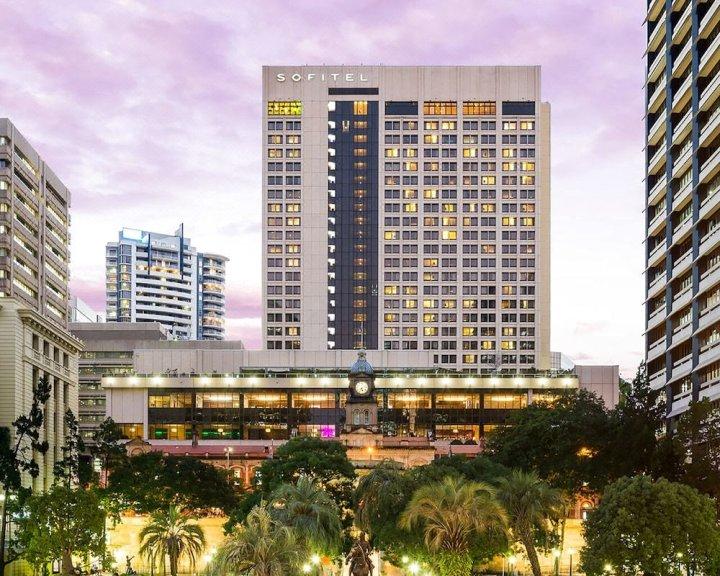 布里斯班中央索菲特大酒店(Sofitel Brisbane Central)