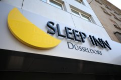 杜塞道夫斯利普酒店(Sleep Inn Düsseldorf)