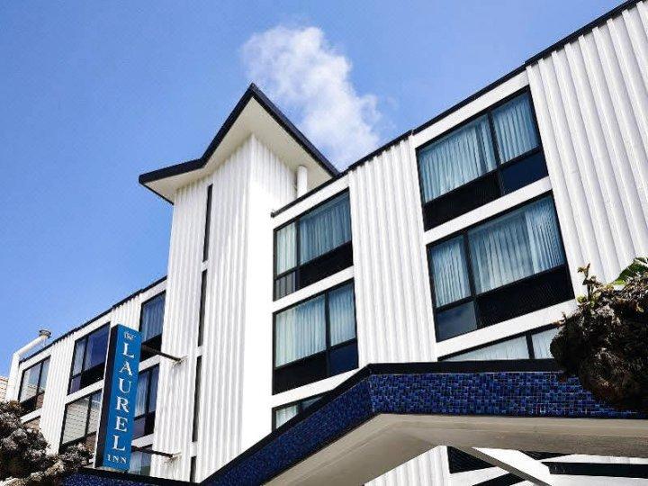 杰德威尔莱雷尔旅馆(Laurel Inn, a Joie de Vivre Hotel)