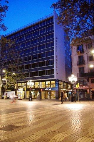 皇家大道酒店(Royal Ramblas)