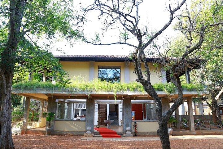 坎达拉马湖滨旅馆精品酒店(Lake Lodge Boutique Hotel Kandalama)