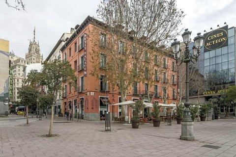 卡门广场小宫殿酒店(Petit Palace Plaza del Carmen)