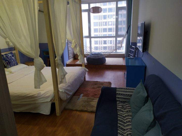 威海城宿一店公寓
