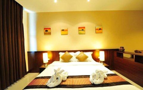 绿色世界皇宫酒店(Green World Palace Hotel)
