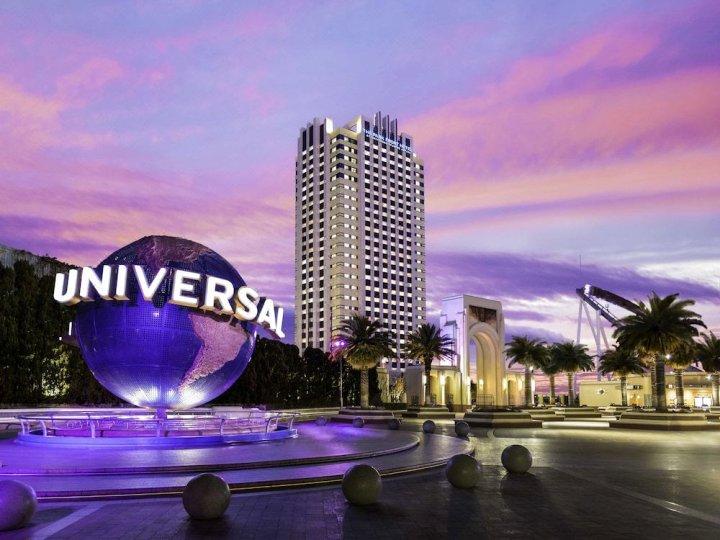 大阪日本环球影城园前酒店(The Park Front Hotel at Universal Studios Japan Osaka)