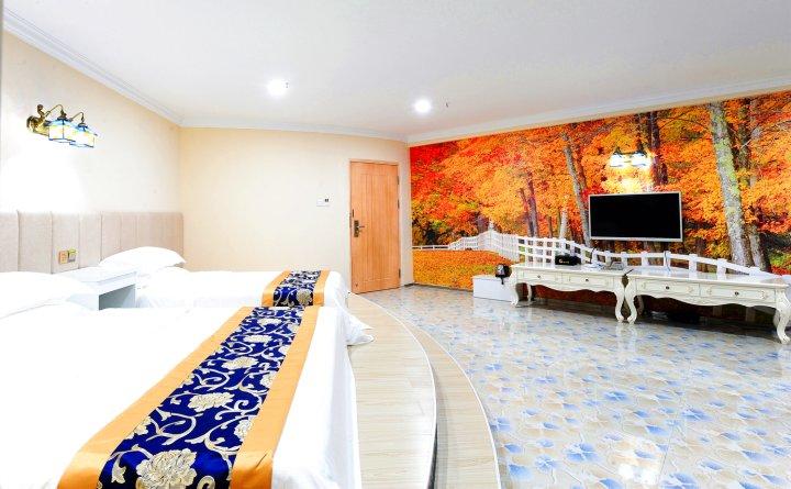 合浦季节风主题酒店