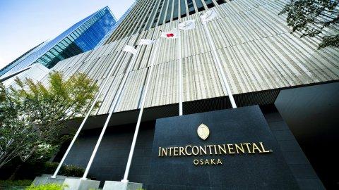 大阪洲际酒店(InterContinental Hotel Osaka, an Ihg Hotel)