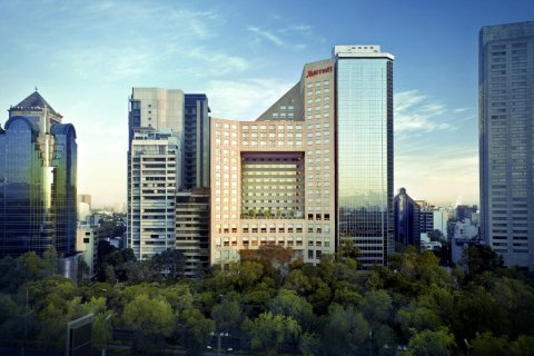 墨西哥城JW万豪酒店(JW Marriott Hotel Mexico City)