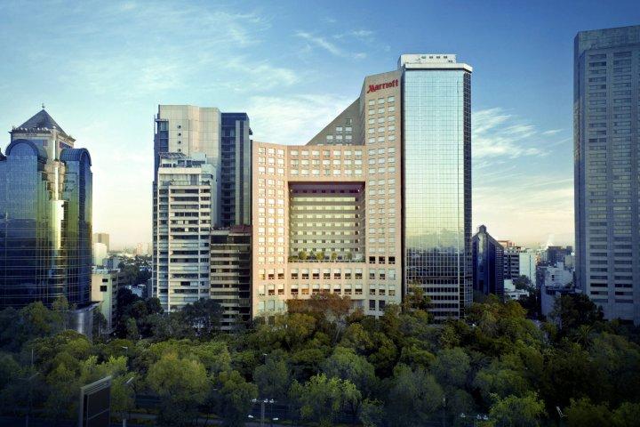 墨西哥城JW万豪酒店(JW Marriott Hotel Mexico City)