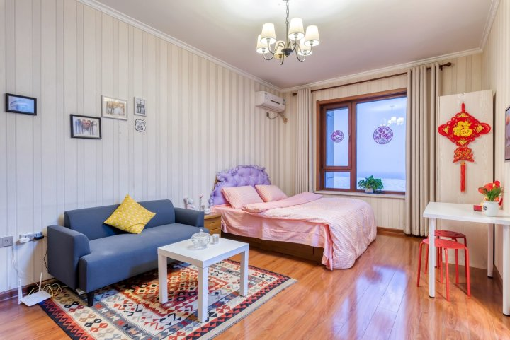哈尔滨酷拽儿公寓(12号店)
