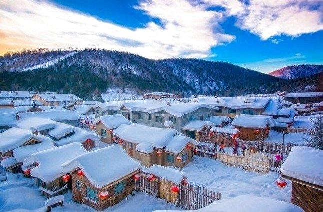 雪乡二浪河丛家家庭旅馆
