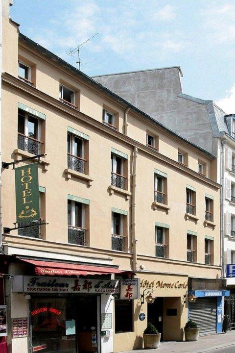 蒙地卡罗酒店(Hôtel Monte Carlo)