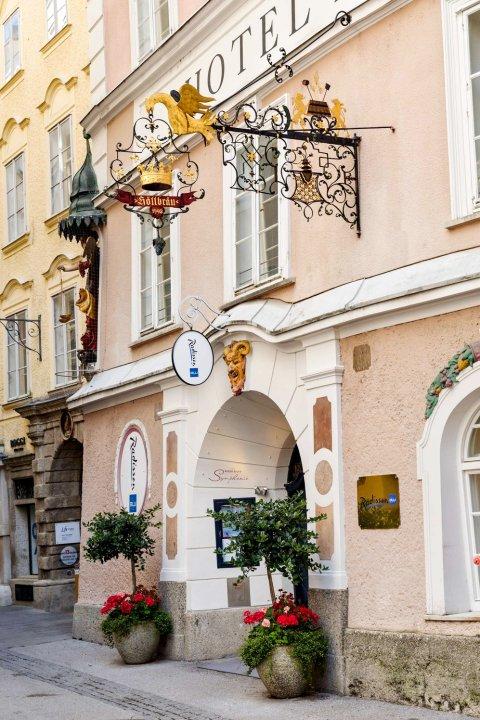 老生蓝标丽笙酒店(Radisson Blu Hotel Altstadt)