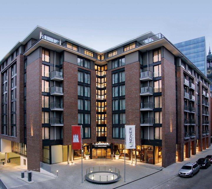 米歇尔林德纳酒店(Lindner Hotel am Michel)