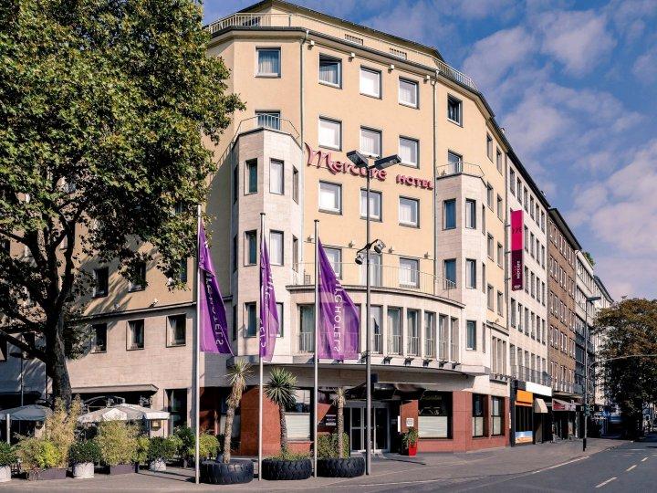 杜塞尔多夫市中心美居酒店(Mercure Hotel Düsseldorf City Center)