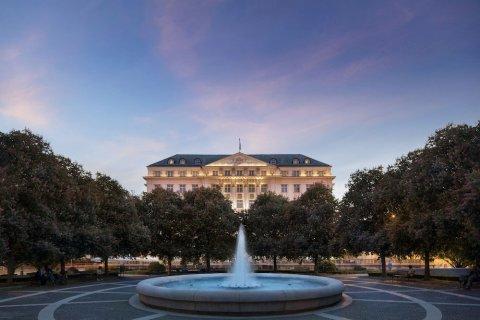 摄政萨格勒布休闲酒店(Esplanade Zagreb Hotel)