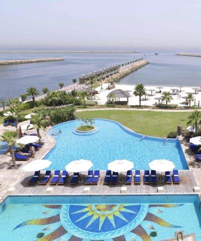 沙迦丽笙渡假酒店(Radisson Blu Resort, Sharjah)