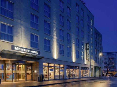 汉诺威米特美居酒店(Mercure Hotel Hannover Mitte)