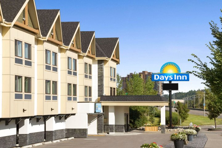 卡尔加里西北戴斯酒店(Days Inn by Wyndham Calgary Northwest)