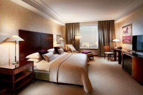 华沙丽晶酒店(Regent Warsaw Hotel)
