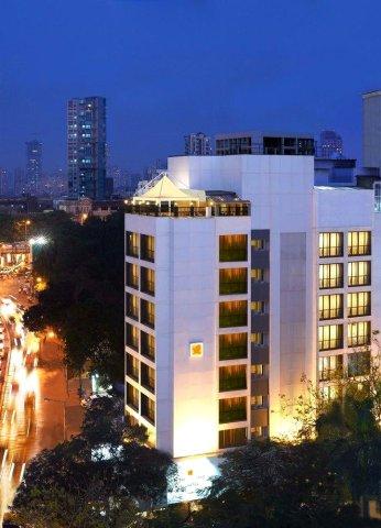 沙利马酒店(The Shalimar Hotel)