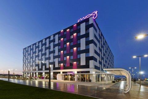 慕奇夕维也纳机场酒店(Moxy Vienna Airport)