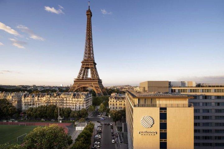 铂尔曼度假巴黎埃菲尔铁塔酒店(Pullman Paris Tour Eiffel)