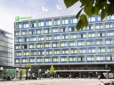 赫尔辛基市中心假日酒店(Holiday Inn Helsinki City Centre, an Ihg Hotel)