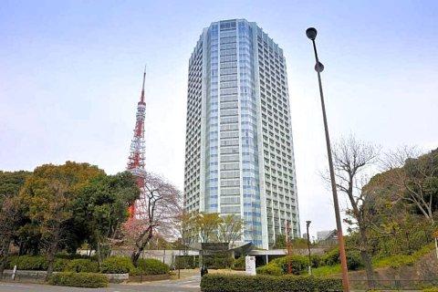 东京皇家王子大饭店花园塔(The Prince Park Tower Tokyo)