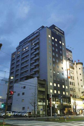 鹿儿岛多米酒店(Dormy Inn Kagoshima)