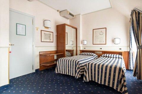 米兰芙罗拉酒店(Hotel Flora Milan)