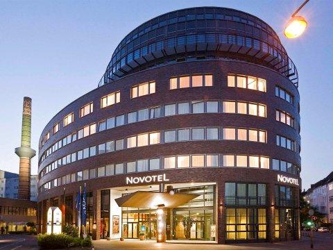 汉诺威诺富特酒店(Novotel Hannover)