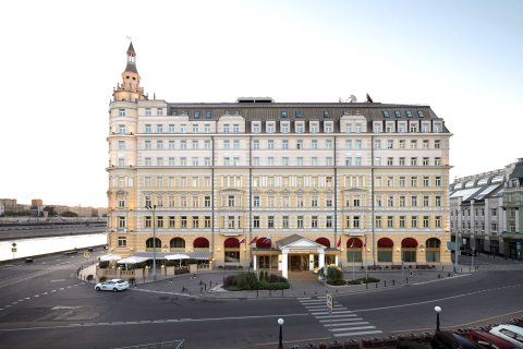 凯宾斯基(Hotel Baltschug Kempinski Moscow)