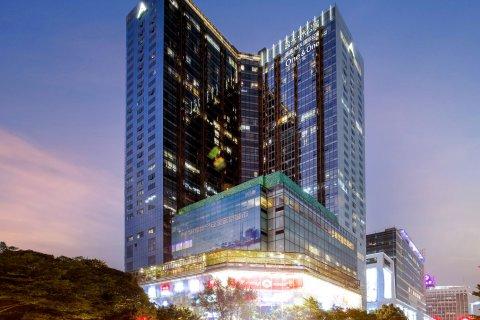 广州one&one国际公寓