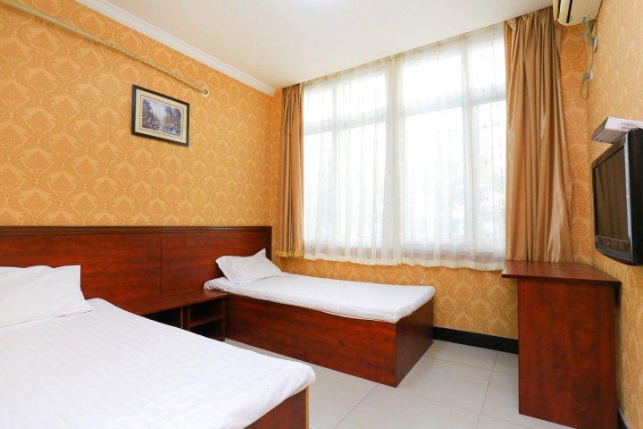 焦作缝山针宾馆