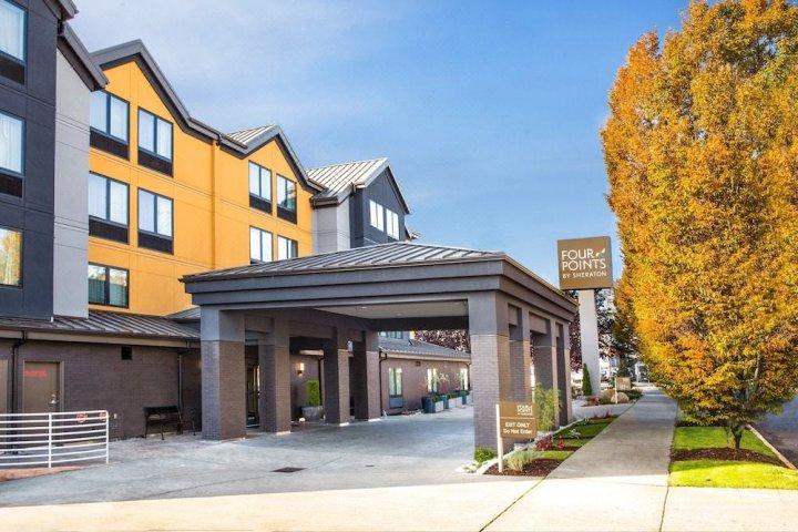 福朋喜来登西雅图市中心酒店(Four Points by Sheraton Downtown Seattle Center)